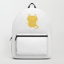 Floss Dance Move Cat Backpack