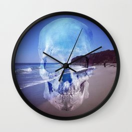 Its not a problem its a promise Wall Clock