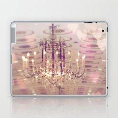 Mayflower Chandelier Laptop & iPad Skin