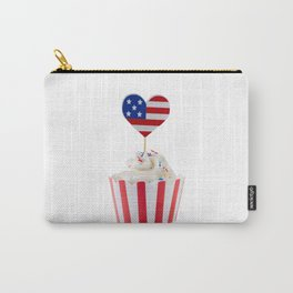Independence day cupcake Carry-All Pouch