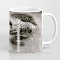 jake Mugs featuring Jake by Julia Blanchette