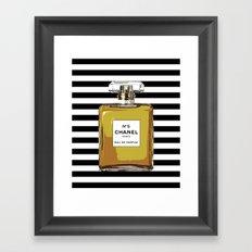 Fashion Art French Decor Pastel Perfume Print Vanity Decor Paris Wall Art Perfume Poster Coco Framed Art Print