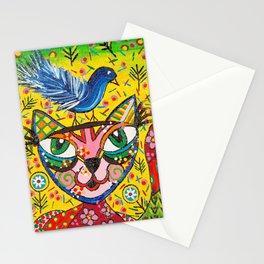 Precarious Stationery Cards