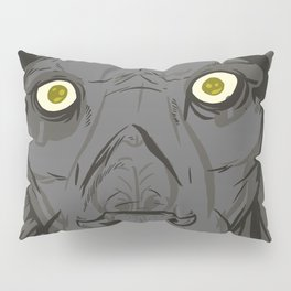 The King's Ghost Pillow Sham