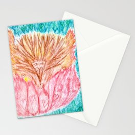Fly but stay Rooted! Stationery Cards