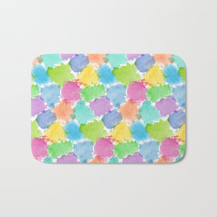 Happy Spots Bath Mat