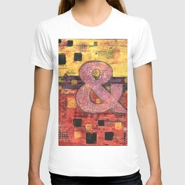Journey by Number: Ampersand T-shirt