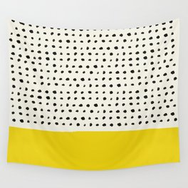 Sunshine x Dots Wall Tapestry