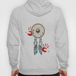 Catching Spirit Native American Hoody