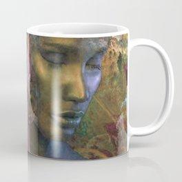 DOUBLE FACES OF EVE 002 Coffee Mug