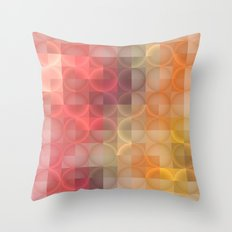 carpballoon Throw Pillow