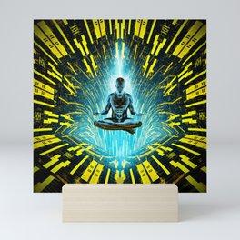 Zen Singularity Mini Art Print