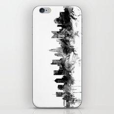 Columbus Ohio Skyline iPhone & iPod Skin