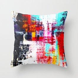 Paint10 Summertime Ex Throw Pillow