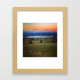 MT 1 Framed Art Print