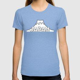 Japan Lineart Mount Fuji T-shirt