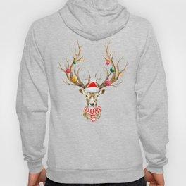 Christmas Deer 2 Hoody