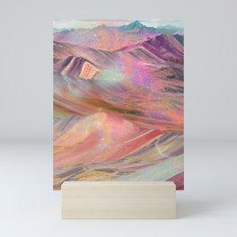 Magic Mountains Mini Art Print