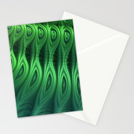 In Space, No One Can Hear You Scream Stationery Cards