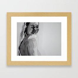 Kaitlyn Framed Art Print