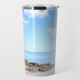Naples Beach Travel Mug