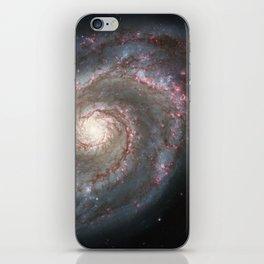 Messier 51 iPhone Skin