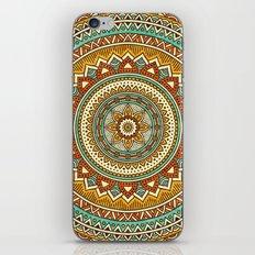 Hippie Mandala 10 iPhone & iPod Skin