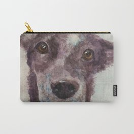 Parson, the cattle dog Carry-All Pouch