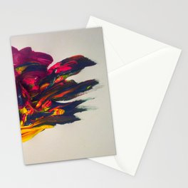 Delicious Paint Stationery Cards
