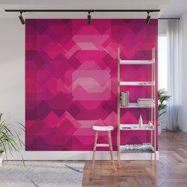 Gemstone - Ruby Wall Mural