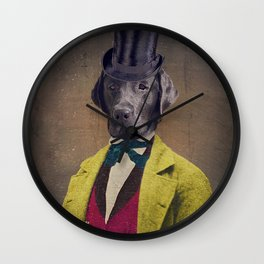 Oscar Wall Clock