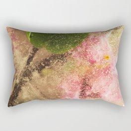 Flowering Plum #33 Rectangular Pillow