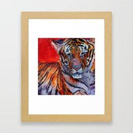 Ramah at Rest Framed Art Print