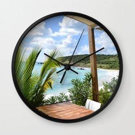 Kokomo Wall Clock