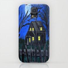 Halloween night Slim Case Galaxy S5
