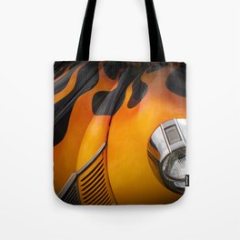 Hot Rod'n Tote Bag