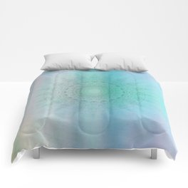 Mandala sensual light Comforters