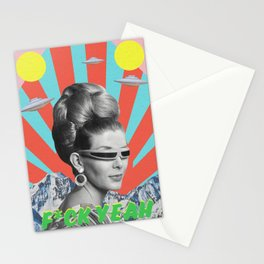 F*ck Yeah Stationery Cards