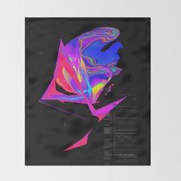 andromeda paradox_ Throw Blanket