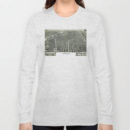 Denver - Colorado - 1889 Long Sleeve T-shirt