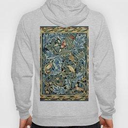 """William Morris """"Birds and Acanthus"""" Hoody"""