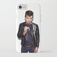 alex turner iPhone & iPod Cases featuring Alex Turner  by Trash Boat