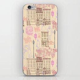 New York City 1900 iPhone Skin