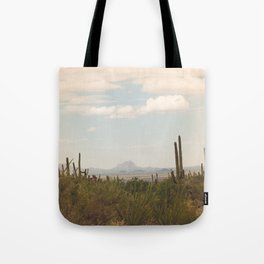 Down Desert Roads, II Tote Bag