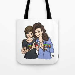Make This Feel Like Home Tote Bag