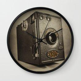 Ensign Box  Wall Clock