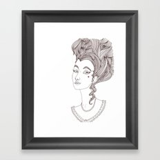 Lovely Framed Art Print