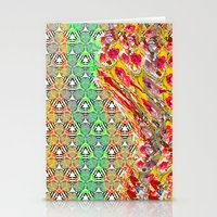 wizard Stationery Cards featuring Wizard by Lizzy Koury