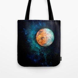 Mars and Luna Tote Bag