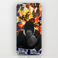 The Issue iPhone & iPod Skin
